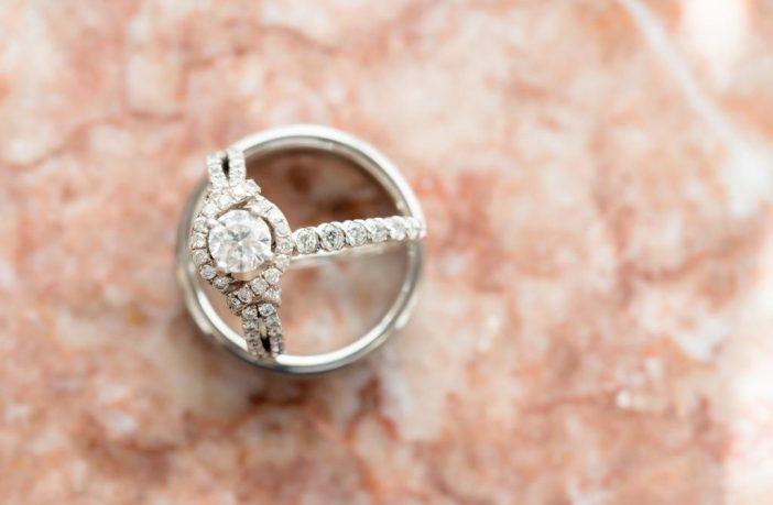 Sieraden met diamant
